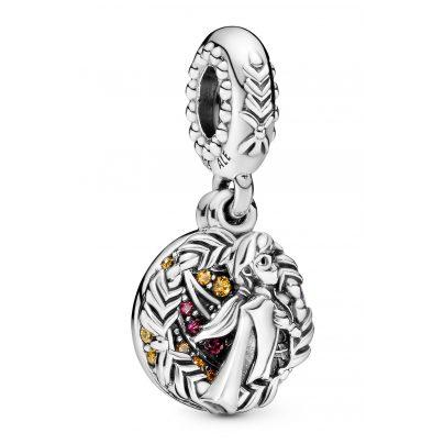 Pandora 798457C01 Silber Charm-Anhänger Disney Frozen Anna 5700302827422