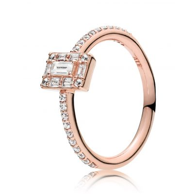 Pandora 187541CZ Rose Damenring Luminous Ice