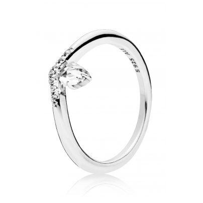 Pandora 197790CZ Ladies´ Ring Classic Wish