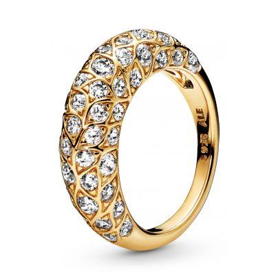 Pandora 168290CZ Shine Ladies´ Ring Sparkling Pattern