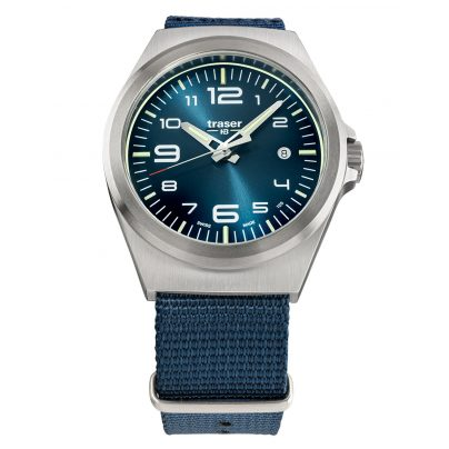 traser H3 108216 Men´s Watch P59 Essential M Blue 7630027703863