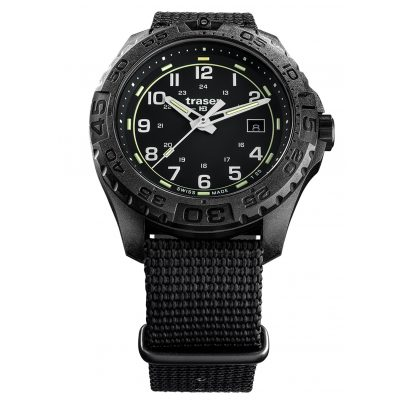 traser H3 108673 Men's Watch P96 OdP Evolution Black 7630027704136