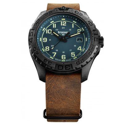 traser H3 109040 Men's Watch P96 OdP Evolution Teal 7630027704273