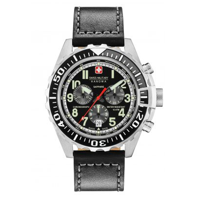 Swiss Military Hanowa 06-4304.04.007.07 Herrenuhr Touchdown Chrono 7612657093545
