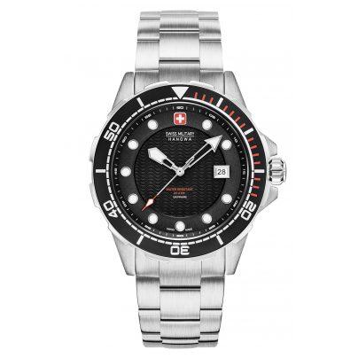 Swiss Military Hanowa 06-5315.04.007 Herren-Armbanduhr Neptune Diver 7612657095570