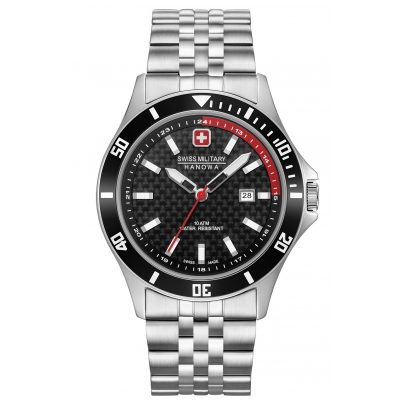 Swiss Military Hanowa 06-5161.2.04.007.04 Herrenuhr Flagship Racer 7620958000506