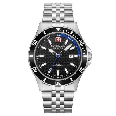 Swiss Military Hanowa 06-5161.2.04.007.03 Herren-Armbanduhr Flagship Racer 7620958000490