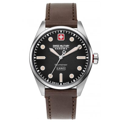 Swiss Military Hanowa 06-4345.7.04.007.05 Herrenuhr Mountaineer Ø 42 mm 7620958002456