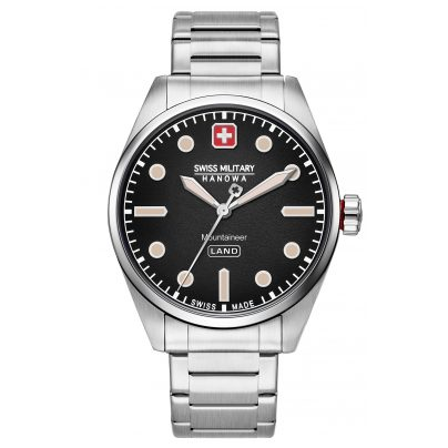 Swiss Military Hanowa 06-5345.7.04.007 Men's Watch Mountaineer Ø 42 mm 7620958002432