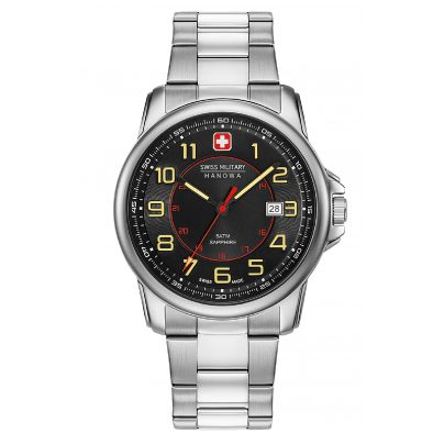 Swiss Military Hanowa 06-5330.04.007 Men's Watch Grenadier Ø 43 mm 7612657097789