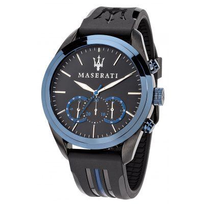 Maserati R8871612006 Traguardo Chronograph Herrenuhr 8033288702191