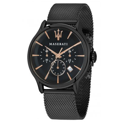 Maserati R8873618006 Epoca Mens Wrist Watch 8033288766650