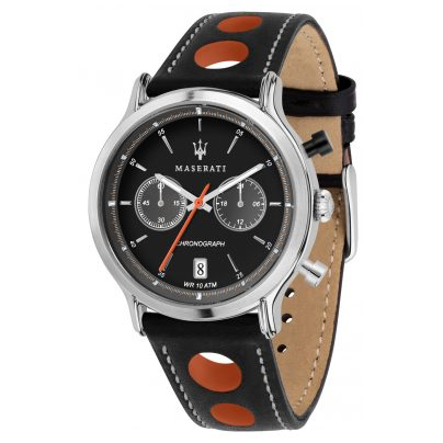 Maserati R8851138003 Herren-Armbanduhr Chronograph Legend 8033288860976