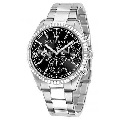 Maserati R8853100014 Herren-Multifunktionsuhr Competizione 8033288853398