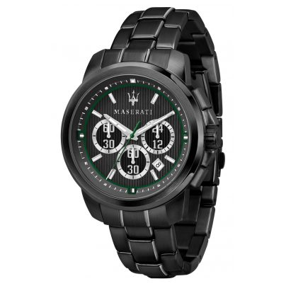 Maserati R8873637004 Herrenarmbanduhr Chronograph Royale 8033288856443