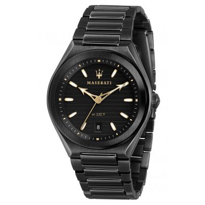 Maserati R8853139004 Herren-Armbanduhr Triconic 8033288880387