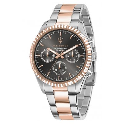 Maserati R8853100020 Herren-Armbanduhr Multifunktion Competizione 8033288892274