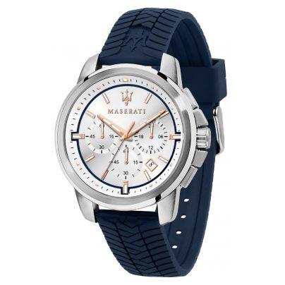 Maserati R8871621013 Herrenuhr Chronograph Successo 8033288893967