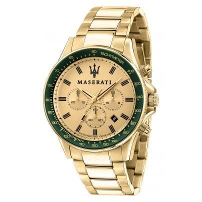Maserati R8873640005 Herrenuhr Chronograph Sfida 8033288894780
