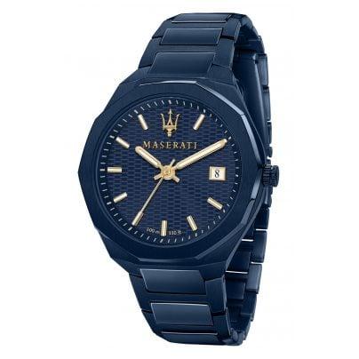Maserati R8853141001 Men's Watch Blue 8033288907060