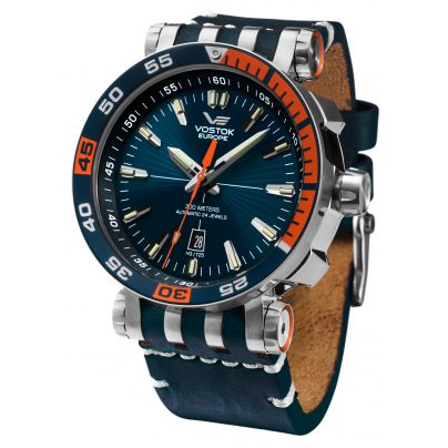 Vostok Europe NH35A-575A279 Mens Automatic Watch Energia Rocket 4260157447011