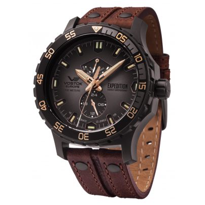 Vostok Europe YN84-597D541 Herrenuhr Automatik Expedition Everest Underground 4260157448063