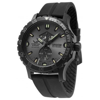 Vostok Europe YN84-597D542 Men's Automatic Watch Expedition Everest Underground 4260157448070