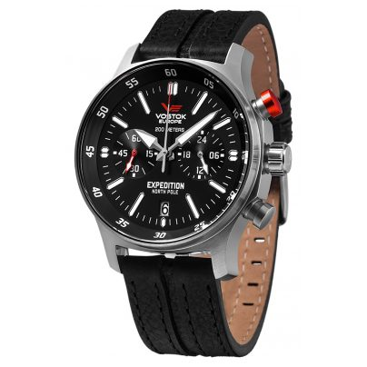 Vostok Europe VK64-592A559 Men´s Watch Chronograph Expedition North Pole 1 4260157448513