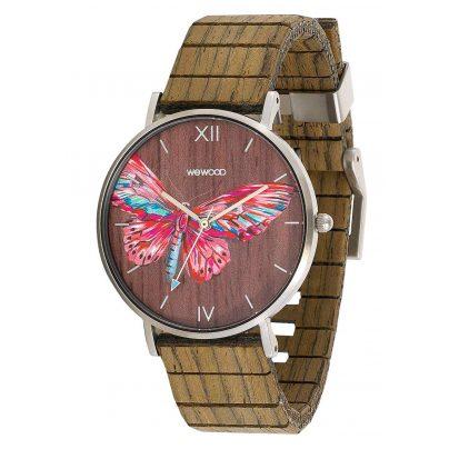 WeWood WW48002 Damen-Uhr Aurora Tropical Nut 0725350508401