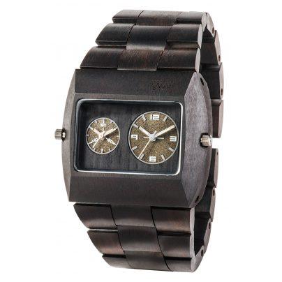 WeWood WW02013 Jupiter RS Black Herren-Holzuhr 0610373988999