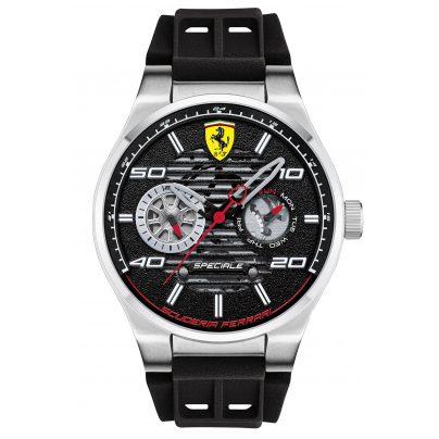 Scuderia Ferrari 0830429 Herrenarmbanduhr Speciale Multifunktion 7613272239189
