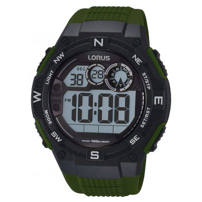 Lorus R2321LX9 Digital-Herrenuhr Chronograph 4894138333286