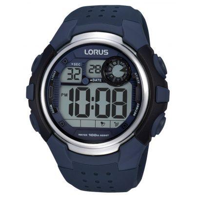Lorus R2387KX9 Herren-Digitaluhr Chronograph 4894138330551