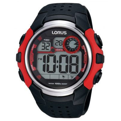 Lorus R2393KX9 Herrenuhr Digital-Chronograph 4894138331824