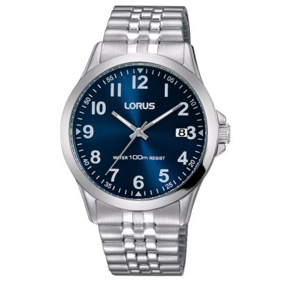 Lorus RS973CX9 Herrenuhr mit Flexband 4894138331015