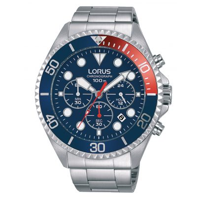 Lorus RT317GX9 Mens Watch Chronograph 4894138335310