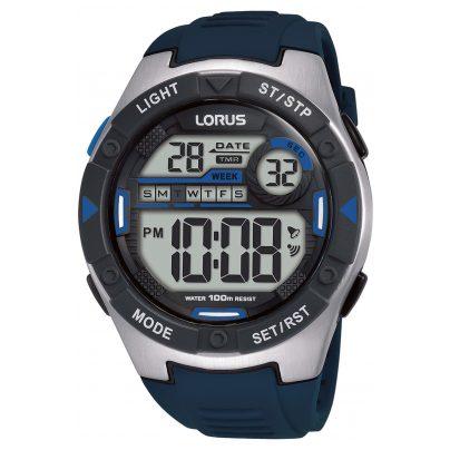 Lorus R2395MX9 Herrenuhr mit Digitalanzeige 4894138344688