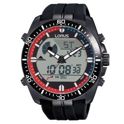 Lorus R2B05AX9 AnaDigi Men's Chronograph 4894138345326