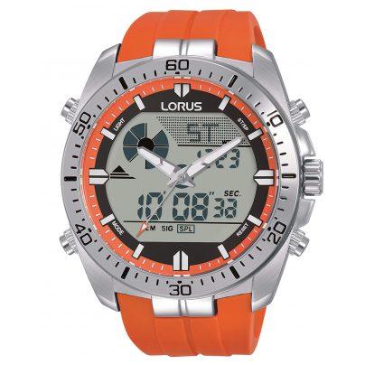 Lorus R2B11AX9 AnaDigi Alarm-Chronograph für Herren 4894138345357