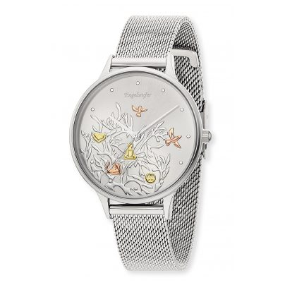 Engelsrufer ERWA-TREE01-MS-MS Ladies' Watch Tree of Life Ø 34 mm 4260562163094