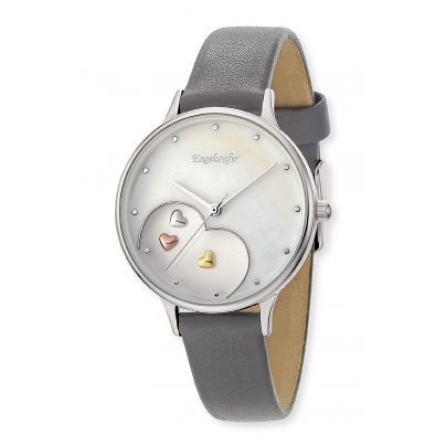 Engelsrufer ERWA-HEART-LGY1-MS Ladies' Watch Happy Hearts Ø 34 mm 4260562164077