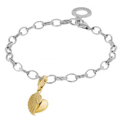 Engelsrufer 51931 Geschenkset Armband mit Flügelherz 4260435351931