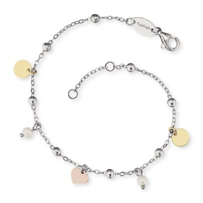Engelsrufer ERB-LILJOY-PE-TR Silber Damen-Armband Little Joy 4260562160499