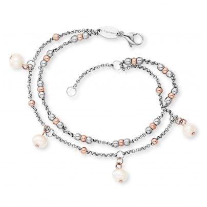 Engelsrufer ERBS-PEARL-BI Damen-Armband Boho Perlen 4260645864450