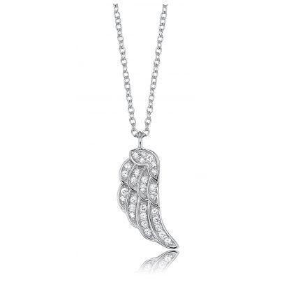 Engelsrufer ERN-LILWING-ZI Damen-Halskette Flügel 4260463197501