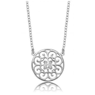 Engelsrufer ERN-ORNA-ZI Silber Damenkette Ornament 4260463197495
