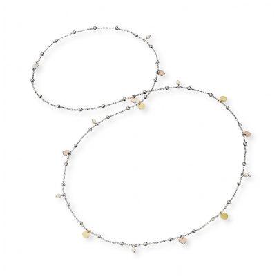 Engelsrufer ERN-LILJOY-PE-TR Silber Damen-Halskette Little Joy 4260562160536