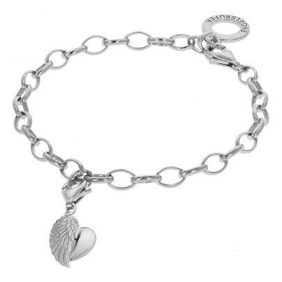 Engelsrufer 78155 Silber-Armband mit Flügelherz 4260333978155