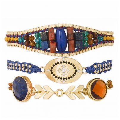 Hipanema H19MKIMMNA Damen-Armband Kimmy-Link 3700839109970