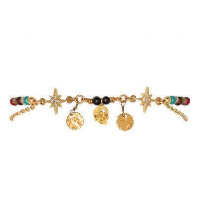 Hipanema H19KAVAGO Bracelet Kavale Gold Tone 3700839110495
